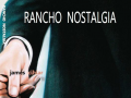 Rancho Nostalgia, by James Cihlar, Dream Horse Press, 2014