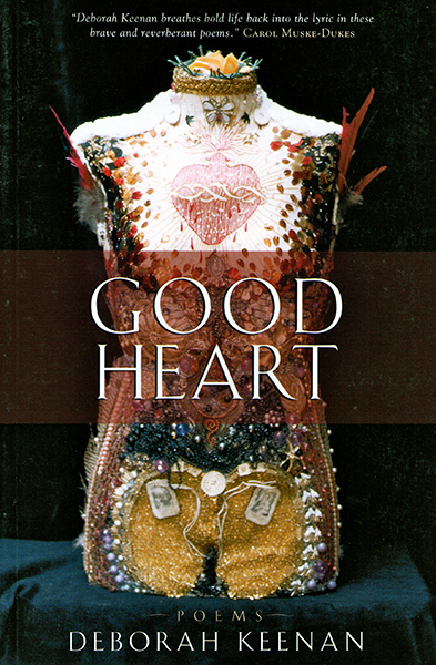 FEATURED BOOK OF POETRY: Good Heart