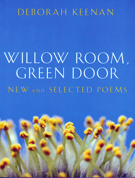 FEATURED BOOK OF POETRY: Willow Room, Green Door: New and Selected Poems