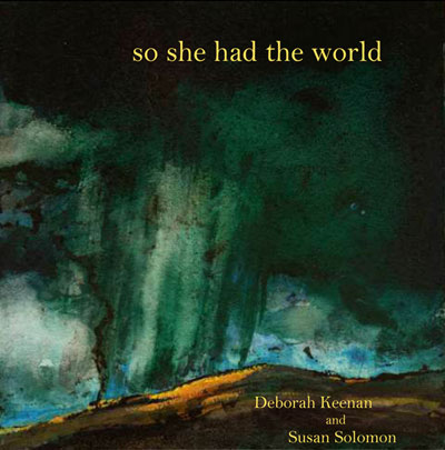 FEATURED COLLABORATION: so she had the world, Red Bird Chapbooks
